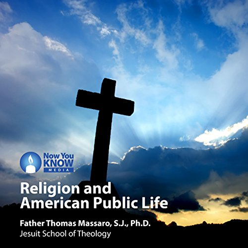 Religion and American Public Life audiobook cover art
