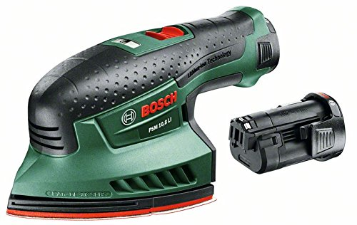 Bosch Home and Garden PSM 10,8 LI Akku-Multischleifer