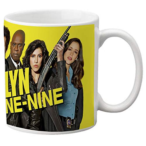 PTP Mug Brooklyn 99 (Nine-Nine)