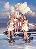劇場版「ラストエグザイル-銀翼のファム-Over The Wishes」DVD image