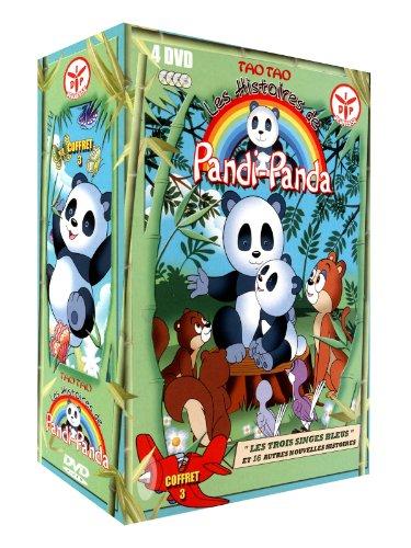 Pandi Panda-Partie 3-Coffret 4 DVD-VF