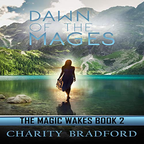 Dawn of the Mages audiobook cover art