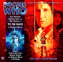To the Death (Doctor Who: The Eighth Doctor Adventures, 4.10)
