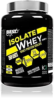 Best Protein Whey Isolate CFM. 100% Aislado de Proteína de ...