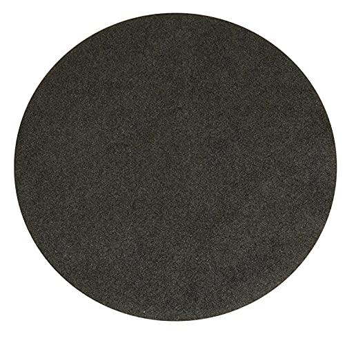 Tapis de Sol BBQ, Tapis Anti-Éclaboussures Extérieur, 68/91cm Tapis Protection Anti Feu Tapis de Protection de Plancher d