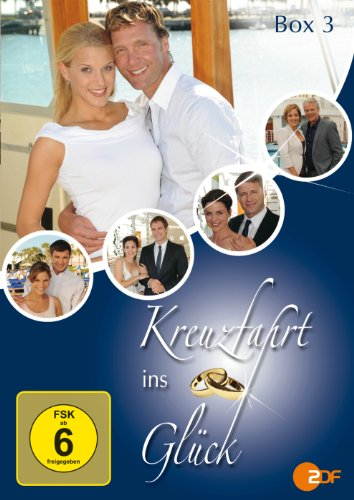 Kreuzfahrt ins Glück - Box 3 (2 DVDs)