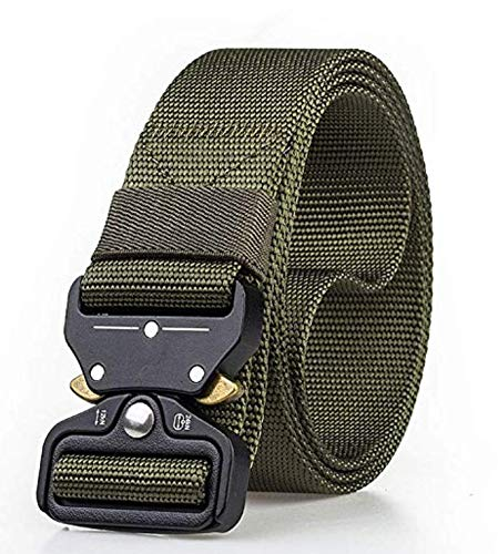 CONTACTS Unisex Synthetic Belt
