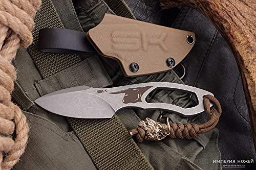 Russisches Taktisches Taschenmesser Bull Stonewashed - Special Knives