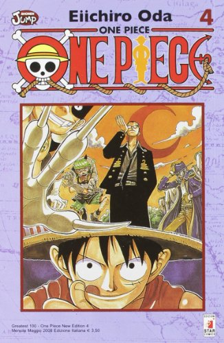 One piece. New edition (Vol. 4)