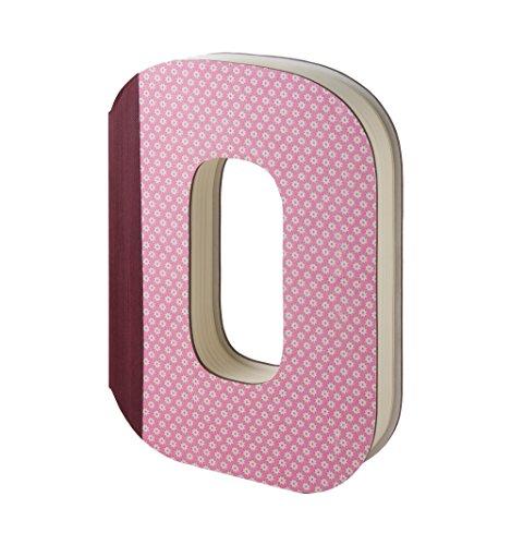 That Company Called If Alphabooks Notizblock Buchstaben, Sortiertes Design, Buchstabe O