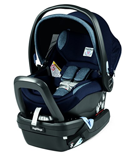 Check Out This Primo Viaggio 4/35 Nido car seat with load leg base, Horizon