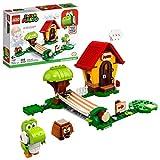 Nintendo LEGO Super Mario Marios House & Yoshi 71367 | Juego de...
