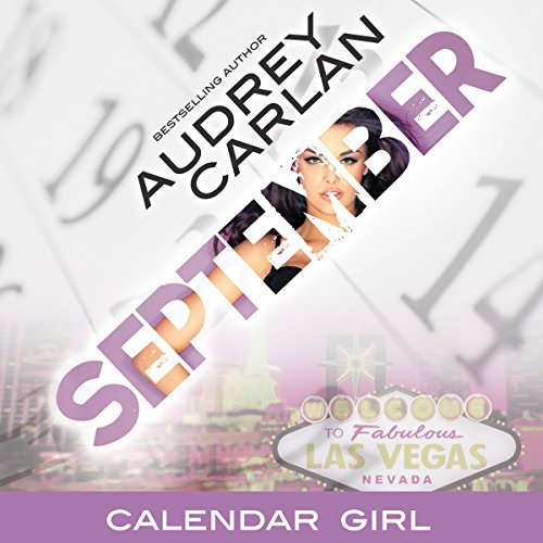 September audiobook cover art