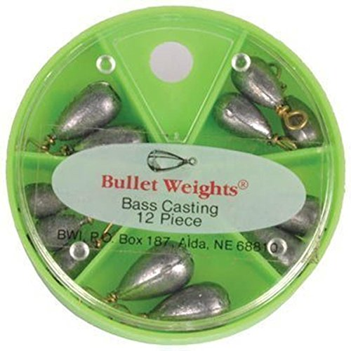 Bullet Weights Weight BCM Bass Casting, Multicolored, One Size