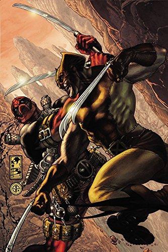 Download Wolverine vs. Deadpool 1302904663
