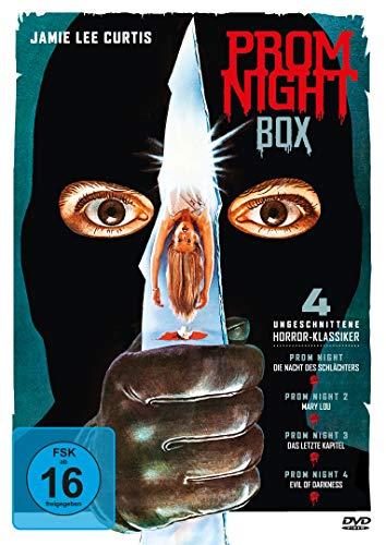 Prom Night Box [4 DVDs]