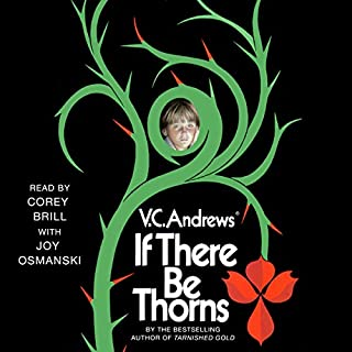 If There Be Thorns audiobook cover art