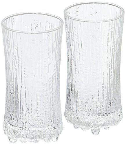 Iittala Ultima Thule 1015654 Champagne 18 cl Lot de 2 Clair,