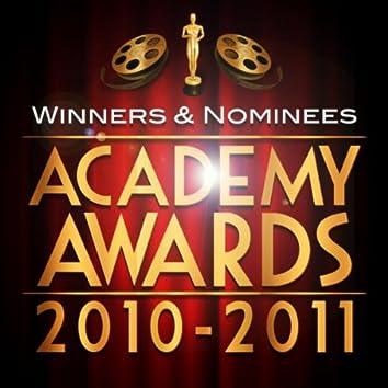 Winners & Nominees - Academy Awards 2010-2011