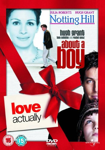 Love Actually / Notting Hill / About A Boy [3 DVDs] [UK Import]