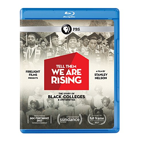 Tell Them We Are Rising: The Story of Historically Black Colleges and Universities Blu-ray