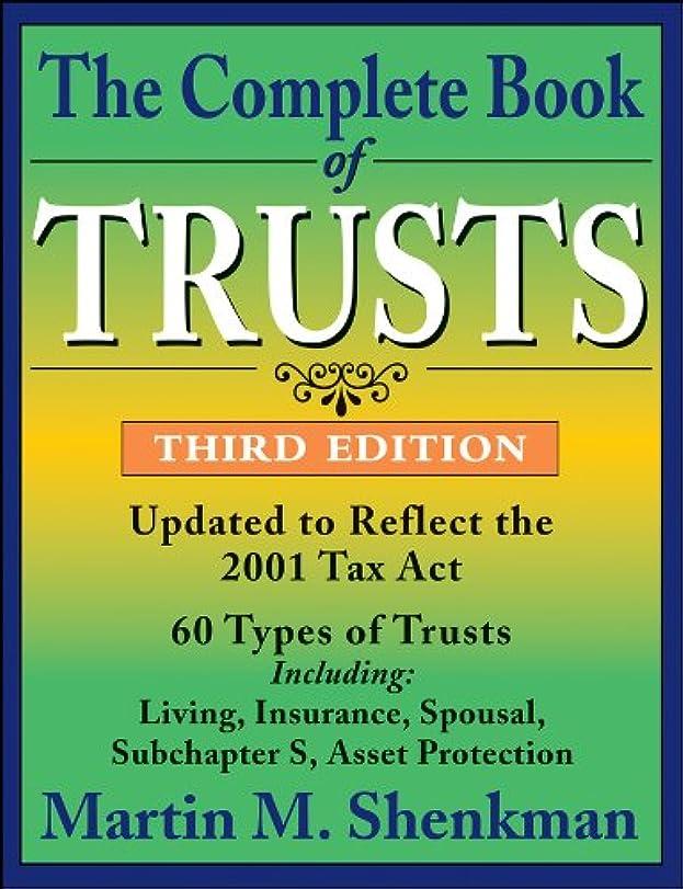 レガシーオセアニア盆The Complete Book of Trusts (English Edition)