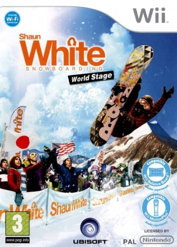 Shaun White Snowboarding:World Stag