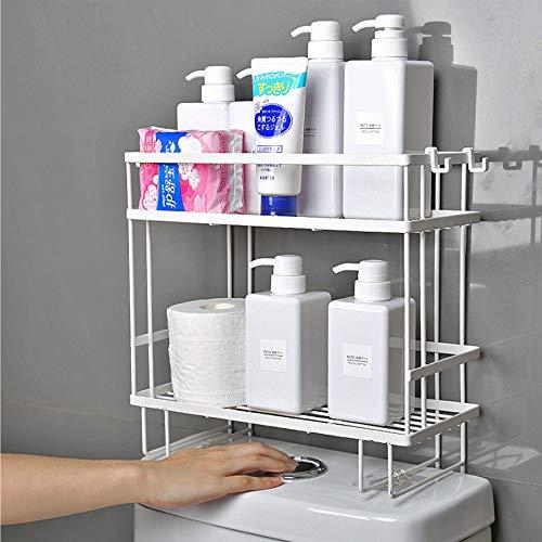 estantería sobre inodoro wc de la marca NADTLSS