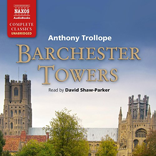 Barchester Towers, Book 2 cover art