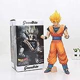 YYHJ Gift Model Figurine Toy Dragon Ball Z Grandista Ros Soldiers Resolution Son Black Goku Goku Goh...