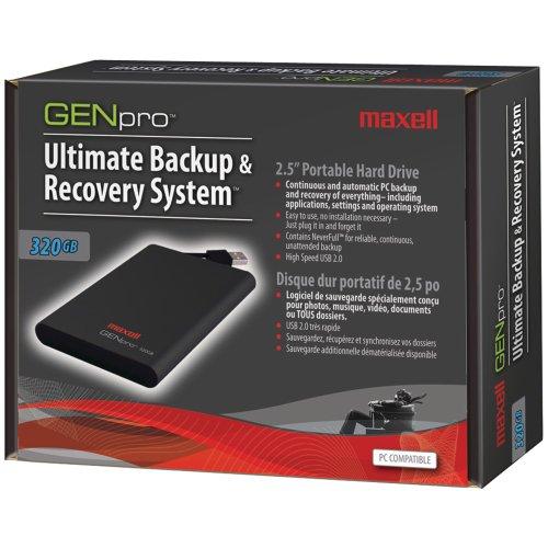 665207 320 GB External Hard Drive