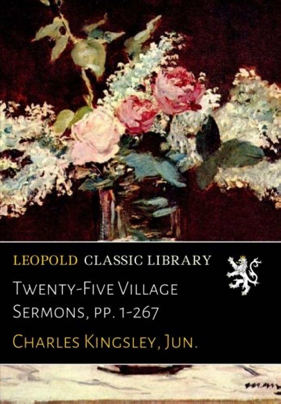 テメリティ終了しました空虚Twenty-Five Village Sermons, pp. 1-267