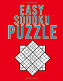 Easy Sodoku Puzzle: Puzzles & Solutions, Easy Large Print Sudoku for Adults