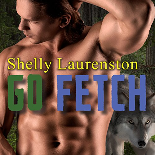 Go Fetch audiobook cover art