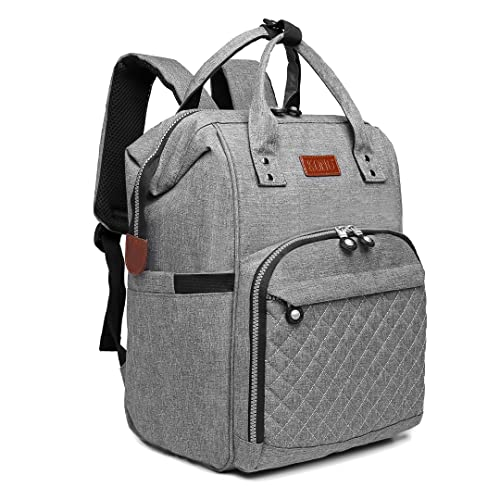 Kono Baby Changing Backpack Bag Multi-Function Large Capacity Travel Diaper...