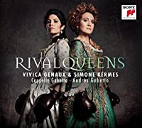 Rival Queens by Simone Kermes (2014-07-22)