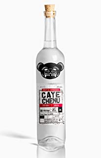 Caye Chenu Mezcal, Agave Espadín 7 Años, 750 ml