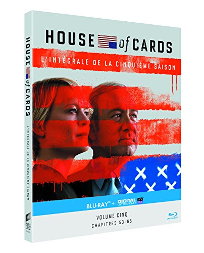 House of Cards-Saison 5 [Blu-Ray + Copie Digitale]