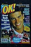 OK ! âge tendre 797 22 au 28 avril 1991 ROCH VOISINE - New Kids on the Block Jordan mini poster - Mylène Farmer -