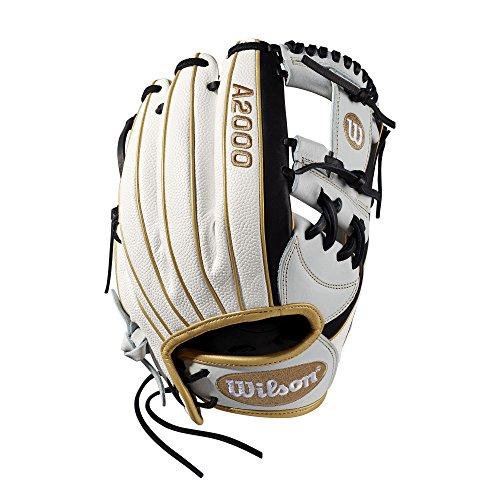 "Wilson A2000 H12 12"" Infield Fastpitch Glove - Right Hand Throw"
