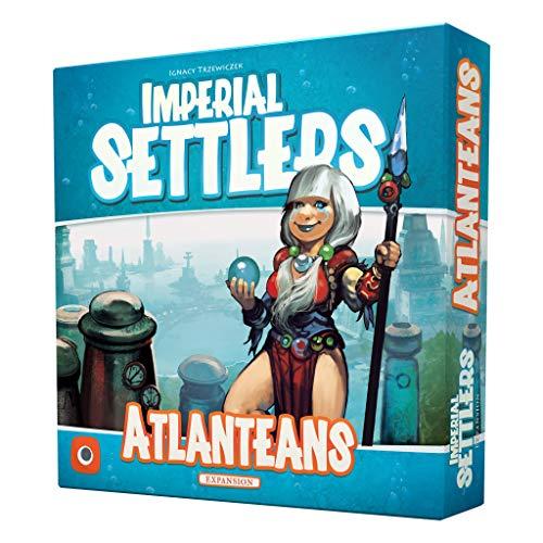 Portal Games 817PLG - Brettspiele, Imperial Settlers, Atlanteans