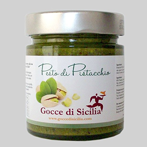 Gocce di Sicilia - Pesto di Pistacchio 70% - 190 grammi