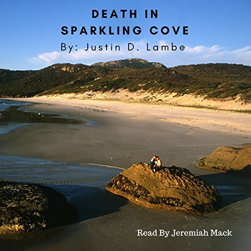 Death in Sparkling Cove audiobook cover art