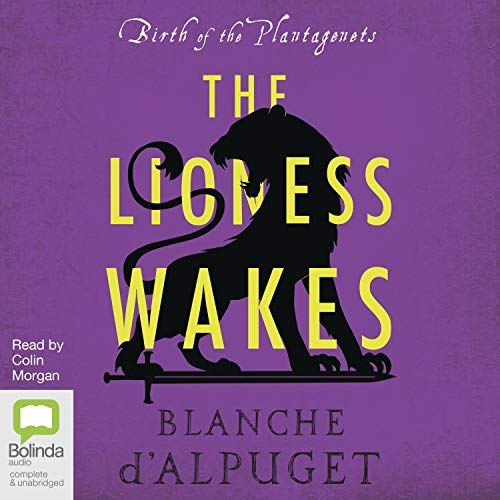 The Lioness Wakes cover art