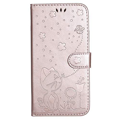 QiuKui Case para Xiaomi MI A3 Pro A2 Lite Poco F1, Caja de Cuero Funda para teléfono para Redmi K30 K20 8A Nota 6 7 8 9 Pro 9S 8T REDMI 10X 5G 4G Nota 4X