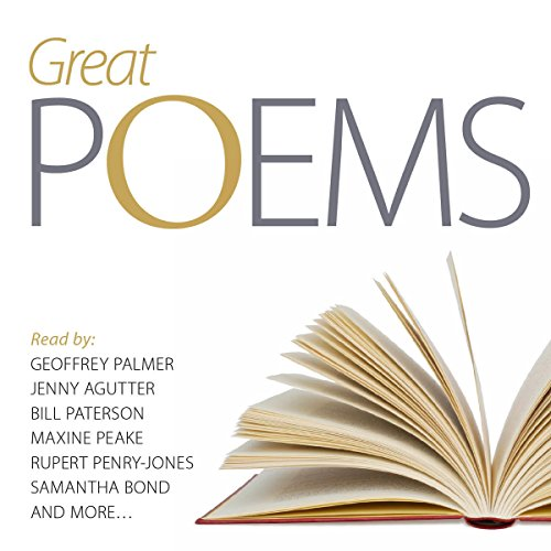 Great Poems audiobook cover art