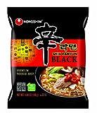 NongShim Shin Ramyun Noodle Soup, Black, 4.58 Ounce (Pack of 24)