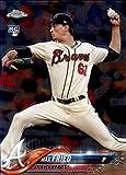 2018 Topps Chrome #66 Max Fried Atlanta Braves Rookie Baseball Card - GOTBASEBALLCARDS. rookie card picture