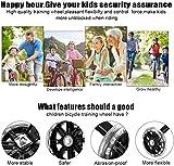Universal-Stützräder,Hilfsräder für Kinder, Stützräder für kinderfahrrad Bike,Kinderfahrrad Stützräder,Fahrrad Stützräder,Stützräder für Kinderfahrrad,Kinder Stützräder,Stützräder 1 Paar (schwarz) - 7