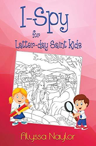 I-Spy for Latter-day Saint Kids